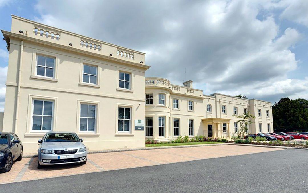 Relocation to prestigious new offices